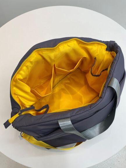 ことりっぷコラボバッグ 内側ポケット1