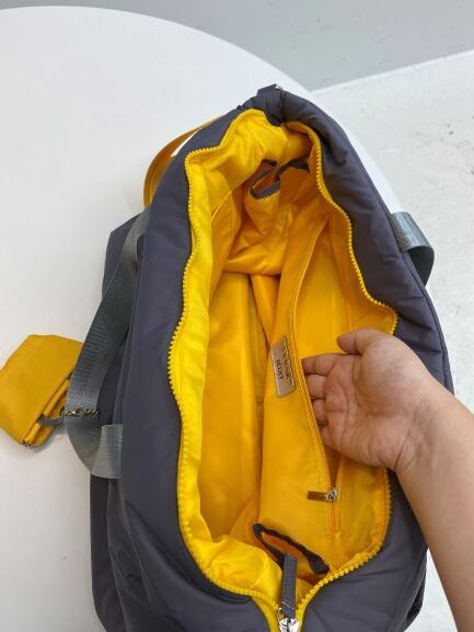 ことりっぷコラボバッグ 内側ポケット2