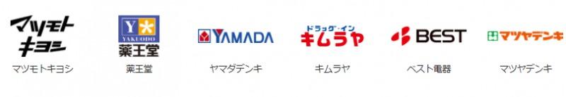 PayPay×花王キャンペーン対象店舗一覧2