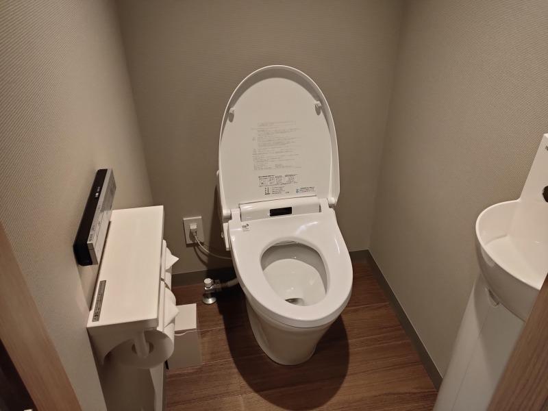 トイレ「ホテルヴィラフォンテーヌグランド東京有明」