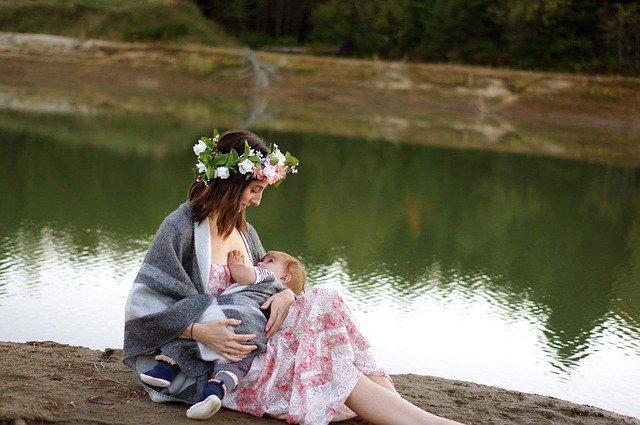 乳腺炎には頻繁授乳が大事