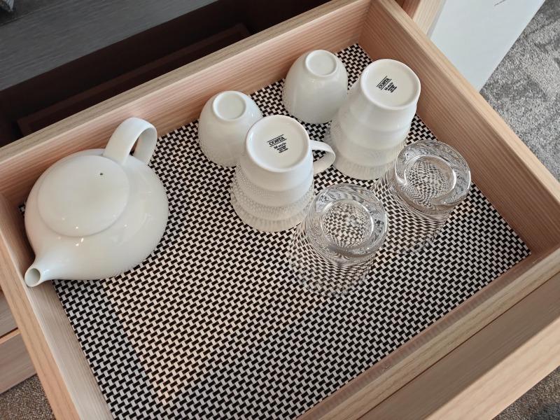 グラスやコップ「ホテルヴィラフォンテーヌグランド東京有明」