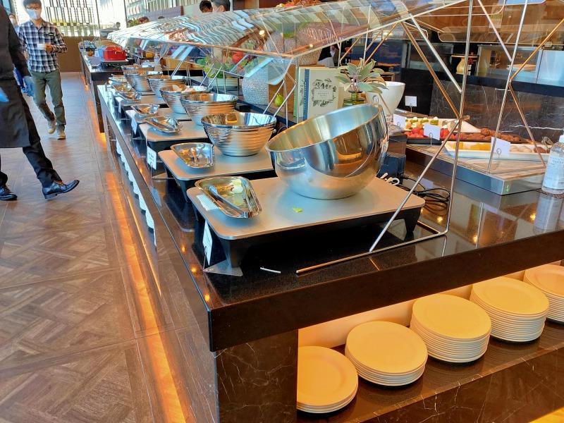 朝食ビュッフェ「ホテルヴィラフォンテーヌグランド東京有明」