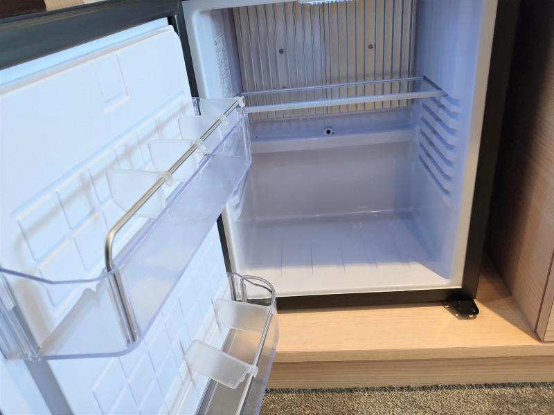 冷蔵庫内「ホテルヴィラフォンテーヌグランド東京有明」