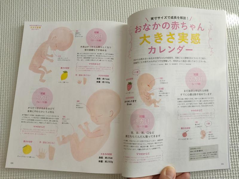 ゼクシィベビー「妊婦のための本」